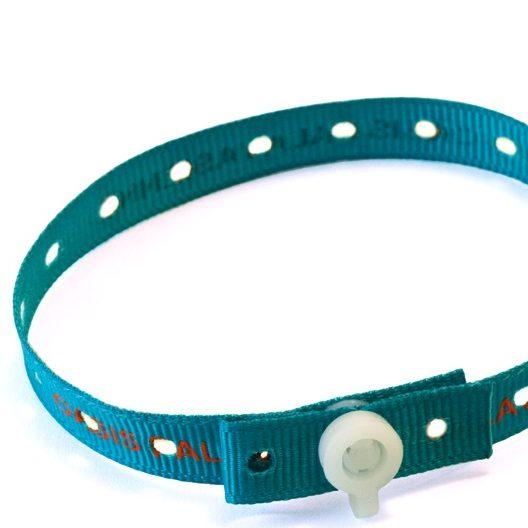 Bracelets d'Identification Polyester