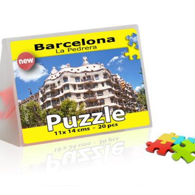 Puzzle personnalisable